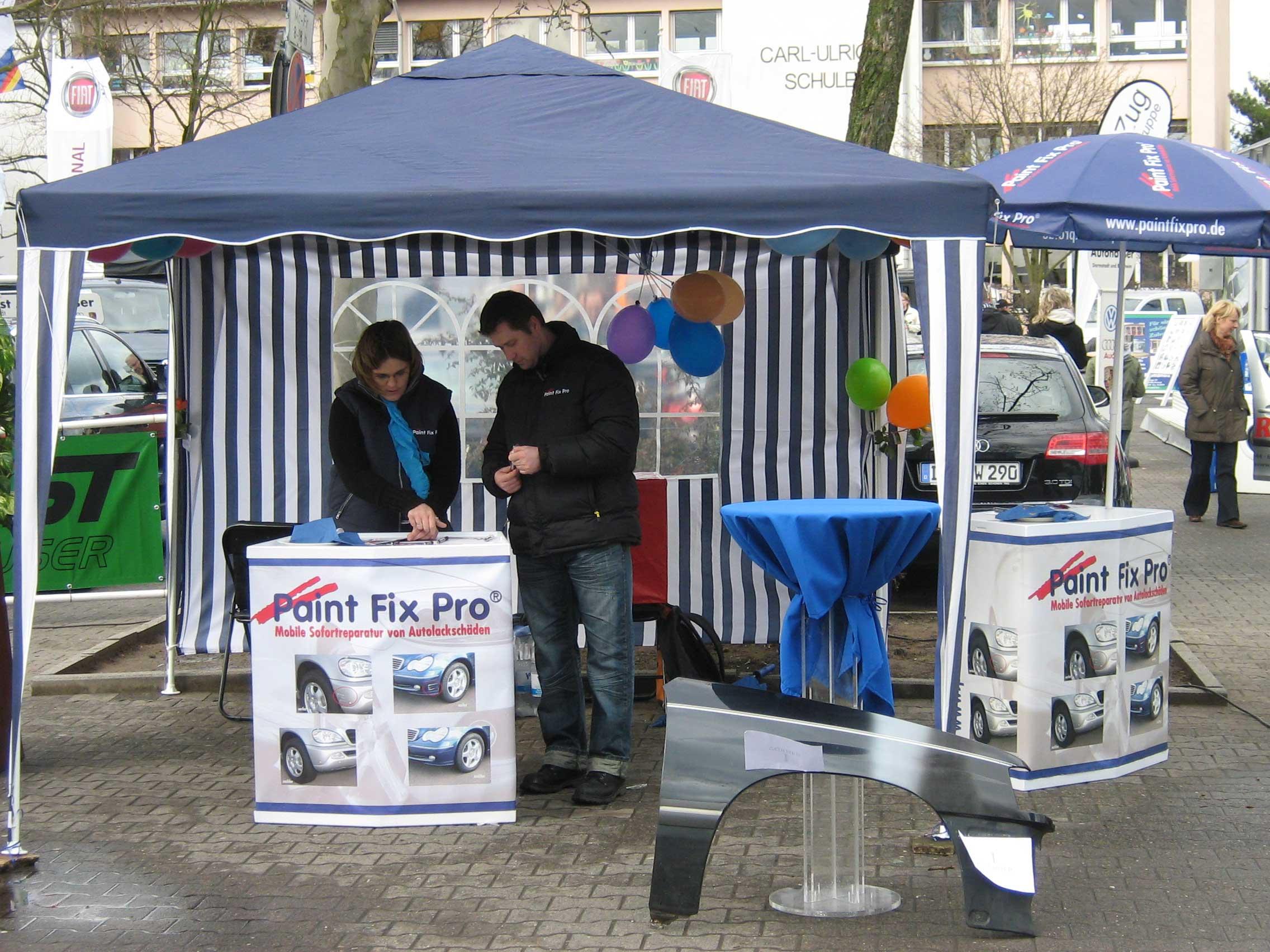 Paint Fix Pro Promotion Darmstadt