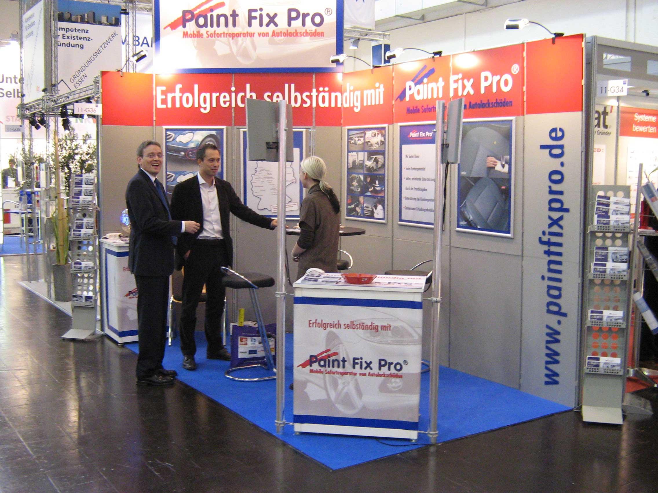 Paint-Fix-Pro-Start-Messe-Essen