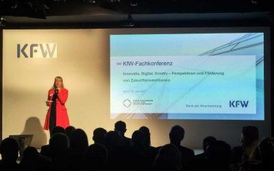 KfW-Fachkonferenz 2017 – Innovativ, Digital, Kreativ – Perspektiven und Förderung von Zukunftsinvestitionen