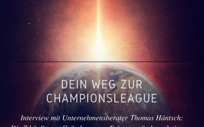 Thomas Häntsch im Interview mit Michael Ebert, Gründer von Educationscout24.com